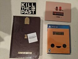 Enter The Gungeon Ammonomicon Book Hardcover Guide Ps4 Special Reserve Sold Out