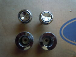 Nos 1968 Mustang Shelby Gt350 Gt500 Cougar Xr7g Oem Radio Knobs