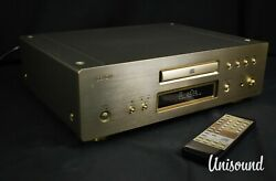Denon Dcd-s10 Compact Disc Player Cd Player In Very Good Condition