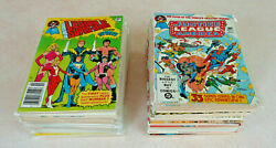 Dc Special Blue Ribbon Digest - Complete Set S 1-24 -- Very High Grade
