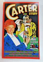 Carter And Stuff, Antiques And Collectables, By Alan Carter - Signed - 0975212273