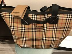burberry bag authentic The Width Of This Bag Is 16 12 24w ...16 Hgt $800.00