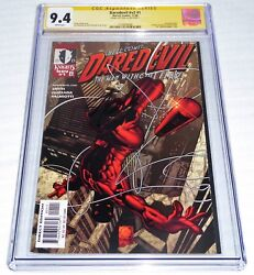 Daredevil V2 1 Cgc Ss Signature Autograph Stan Lee 1st Marvel Knights K. Smith