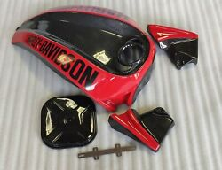 German Style Airbox Tank Cover Kit Hd Vrod V-rod V Rod Nrs Night Rod Muscle