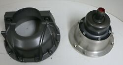 Yanmar 4lh Sterndrive Bellhousing Flywheel Housing With Spacer And Drive Coupler