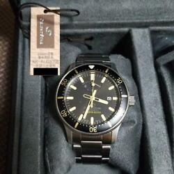 Orient Star Diver Rk-au0305b 200m Made In Japan Mechanical Analog Menand039s Watch