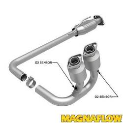 2004-2006 Jeep Wrangler 4l Assy Magnaflow Direct-fit Catalytic Converter Exhaust