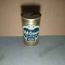 Old Crown Premium Quality Ale Empty Beer Can