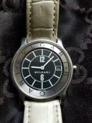 Bvlgari Solotempo St 35 S M 58800 Genuine Analog Menand039s Watch Shipped From Japan