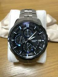 Casio Oceanus Ocw-s3001-1ajf Made In Japan Analog Menand039s Watch