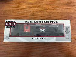 Ho Scale Life-like Proto 1000 New Haven Alco Rs11 Locomotive 1404 New Old Stock