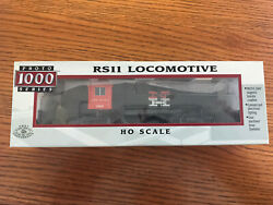 Ho Scale Life-like Proto 1000 New Haven Alco Rs11 Locomotive 1405 New Old Stock