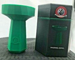Starbuzz Silicone Phunnel Bowl - Green