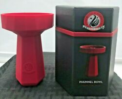 Starbuzz Silicone Phunnel Bowl - Red