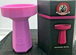 Starbuzz Silicone Phunnel Bowl - Pink