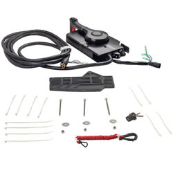 Outboards Engine Side Mount Remote Control Box With 8 Pin For Mercury 881170a15