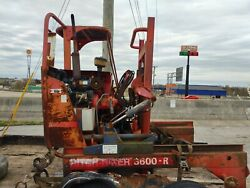 Brouwer Hitch-hiker Diesel Forklift / Message For Part Pricing