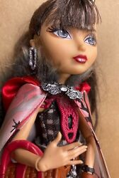 Ever After High Legacy Day Cerise Hood Daughter Of Little Red Riding Hood