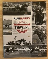 2019 Travers Stakes Program, 150th Running, Saratoga Race Course, Code Of Honor