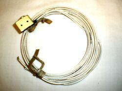 1 Military Aircraft Limit Switch Micro Switch 1se216-6 Sealed And Potted Usa