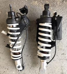 Bmw R1200gs Esa Shock Pair Oem Front And Rear Rallye 2014