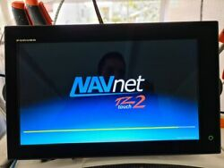 Furuno Navnet Tzt2 15inch Multi Function Display Includes Cmap Vector Chart