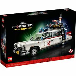 Lego Ghostbusters Ecto-1 Building Kit 10274 Sealed New