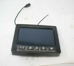 2018 Indian Chieftain Limited Radio Screen Module Computer Damaged Free Shipping