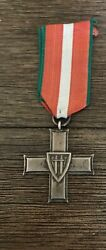 Wwii Polish Order Of The Cross Of Grunwald 3rd Class Ultra Rare Moscow Mintandnbsp