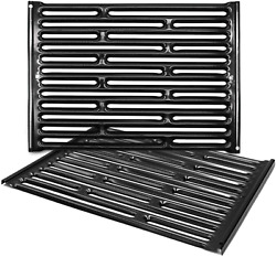 Grill Cast Iron Cooking Grid Grates 2-pack Genesis E210 S200 S210 Spirit 500
