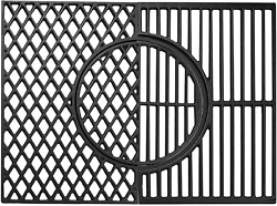 Cast-iron Cooking Grates Grid 19.5 2-pack For Weber Genesis E320 E330 S320 S330