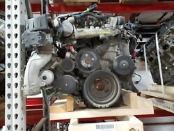 Engine Out Of A 2002 Mercedes C230 2.3l Motor With 91598 Miles