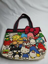 Sanrio Hello Kitty And Friends Tote Bag New