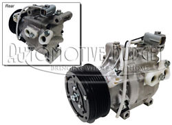 A/c Compressor W/clutch For Lotus Elise And Exige - New