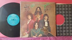 Bubble Puppy A Gathering Of Promises 1969 Shrink Sticker Nm Cover Vg+ Disc