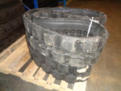 Set Of Summit Used 13 Rubber Tracks - Fits Bobcat Cat | Free Shipping-320x86x53