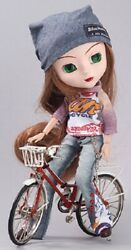 Pullip Doll Wind Special With Bicycle F-501 2003 Sold Out Nrfb Jun Planning