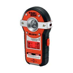 Autoleveling Laser Stud Finder Easy Read Lcd Display Horizontal Level Line