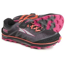 Altra King Mt 2 Womenand039s B Black/coral/pink
