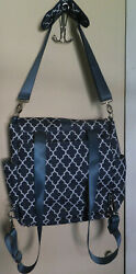 JJ Cole Backpack Diaper Bag Lots of Pockets Inside and Outside 15quot;X 5quot;x15quot; $19.99