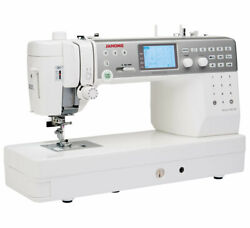 Janome Memory Craft 6700 Professional Sewing Machine. Works On 110v And 220v