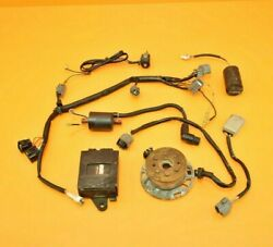 1999 99 Kx250 Kx 250 Electrical System Cdi Ignition Coil Stator Wiring Flywheel