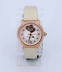 Frederique Constant World Heart Federation Automatic Diamond 34mm Ladies Watch