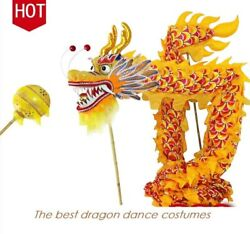 Costume Traditional Chinese Lion Dragon Dance Performance Traditional Festival