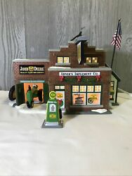 Dept 56 Buck's Country Abner's Implement Co