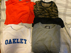 Mens Tshirt Lot American Eagle, Nike, Under Armour, , Size Large