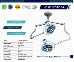 Ot Led Ceiling Surgical Lights, Surgical Operation Theater Operating 36+36 Lamp
