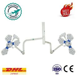 New Hospital Led Ot Ceiling Surgical Light Surgical Operation Theater 3+3 Lamp