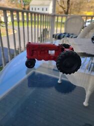 Hubley Red Farm Tractor