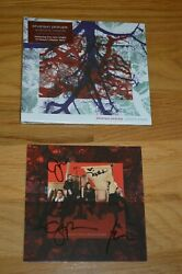 Silversun Pickups Widowand039s Weeds Autographed Cd With Coa Entire Band 2019